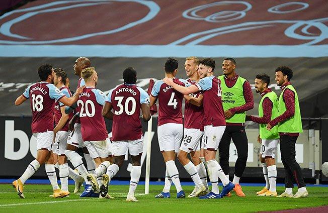 West Ham United Vs Wolverhampton Wanderers 29 Sep 2020