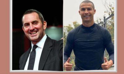Perseteruan Ronaldo dan Menteri Olahraga Italia Kian Memanas