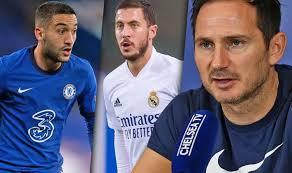 Frank Lampard Tidak Mau Samakan Hakim Ziyech dengan Eden Hazard