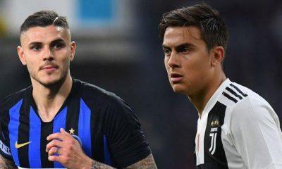 Paulo Dybala Akan Dibarter Dengan Mauro Icardi oleh Juventus