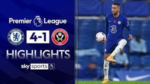 Chelsea Vs Sheffield United 08/11/2020