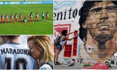 Anggap Maradona Adalah Pemerkosa, Paula Dapena Tolak Heningkan Cipta