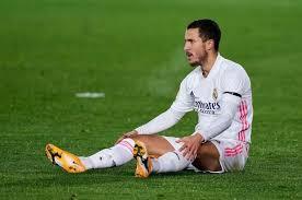 Eden Hazard Kembali Merumput di Pertandingan Penutup Real Madrid