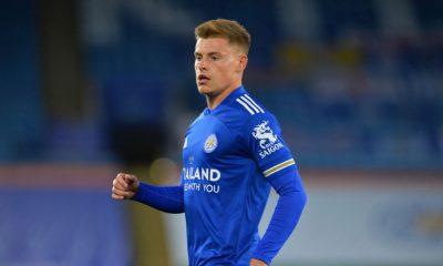 Harvey Barnes, Calon Pemain Bintang Leicester City