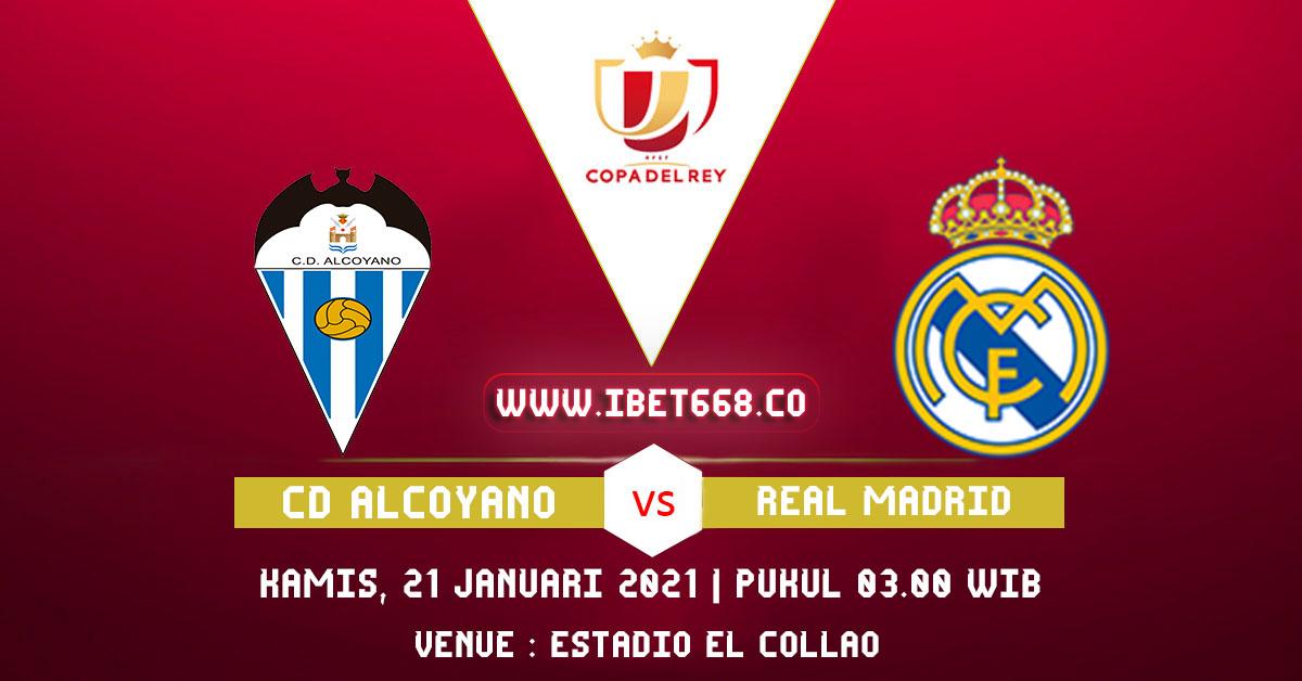Prediksi Pertandingan Copa Del Rey 2020/21 CD Alcoyano vs