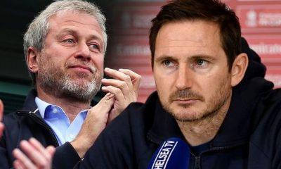 Resmi, Chelsea Pecat Frank Lampard