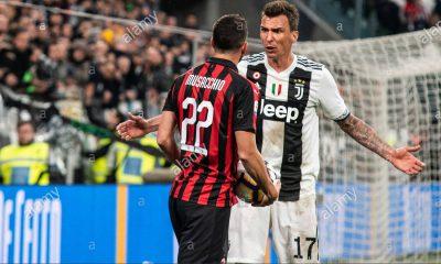 Rumor Transfer : AC Milan Dirumorkan Ingin Rekrut Mario Mandzukic
