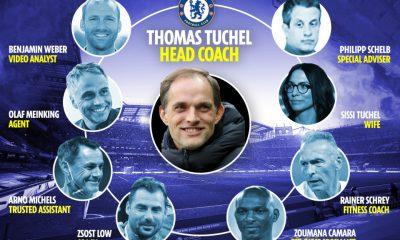 Resmi, Chelsea Tunjuk Thomas Tuchel Sebagai Pengganti Lampard