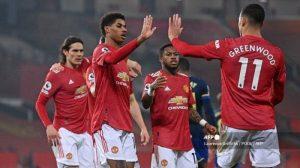 MU Vs Everton, Jaga Momentum Positif di Old Trafford