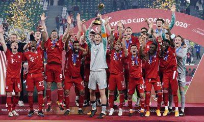 Taklukan Tigres, Bayern Munich Juara Piala Dunia Antarklub 2020