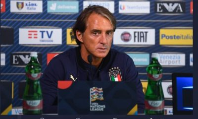 Usai Piala Dunia 2022, Roberto Mancini Mundur Dari Timnas Italia